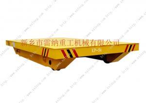 KP-5T无动力轨道拖车